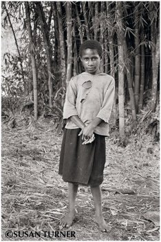 A Girl from the Waghi Valley