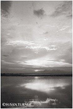 Kamea Lagoon Sunset