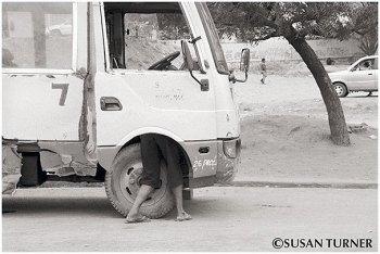 PMV (Public Motor Vehicle) with Legs