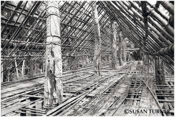 Haus Tambaran before the New Roof